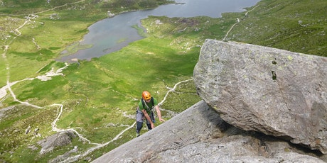 Working the Idwal Slabs tickets