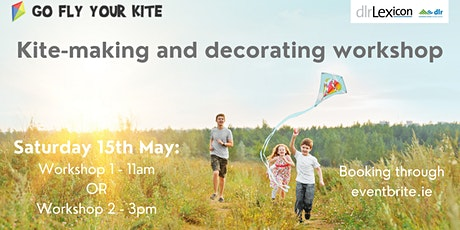 Kite-Making Workshop with Go Fly Your Kite tickets