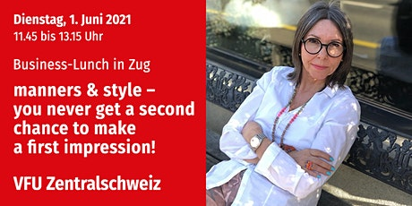 Business-Lunch, Zentralschweiz, 1.06.2021 Tickets