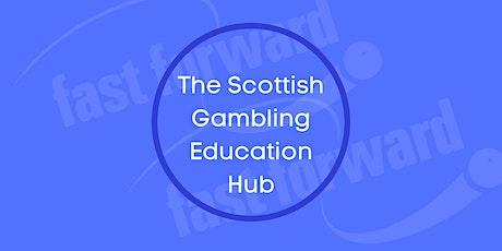 Youth Work - Gambling Education Training (Online Webinar) tickets