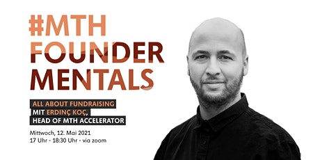 MTH Foundermentals: All about Fundraising Tickets