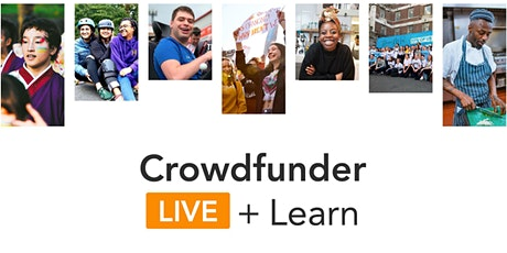 Crowdfunder LIVE + Learn: Introduction to crowdfunding tickets