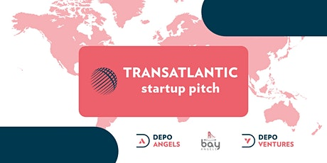 TRANSATLANTIC Startup Pitch tickets