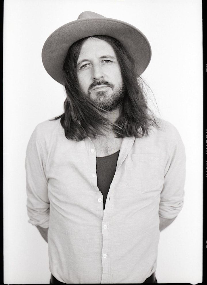 Lachlan Bryan + The Weeping Willows live in Bacchus Marsh image