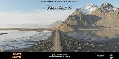 CONFERENCIA Y EXPOSICIÓN FOTOGRÁFICA - ISLANDIA entradas