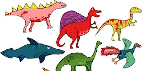 Dinosaur Storytime tickets