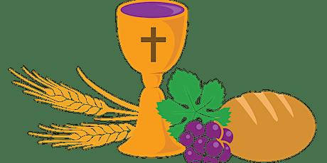 First Eucharist tickets
