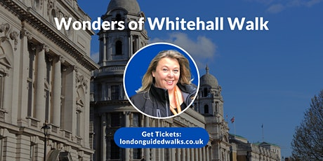 Wonders of Whitehall Walk tickets