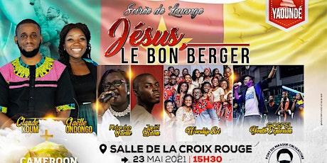 Cameroon Jesus Tour Yaoundé billets