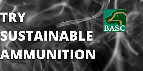 Try Sustainable Ammunition Day - Eriswell Lodge Clay ground tickets