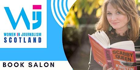 WiJ Scotland presents.... Book Salon with Kirstin Innes tickets