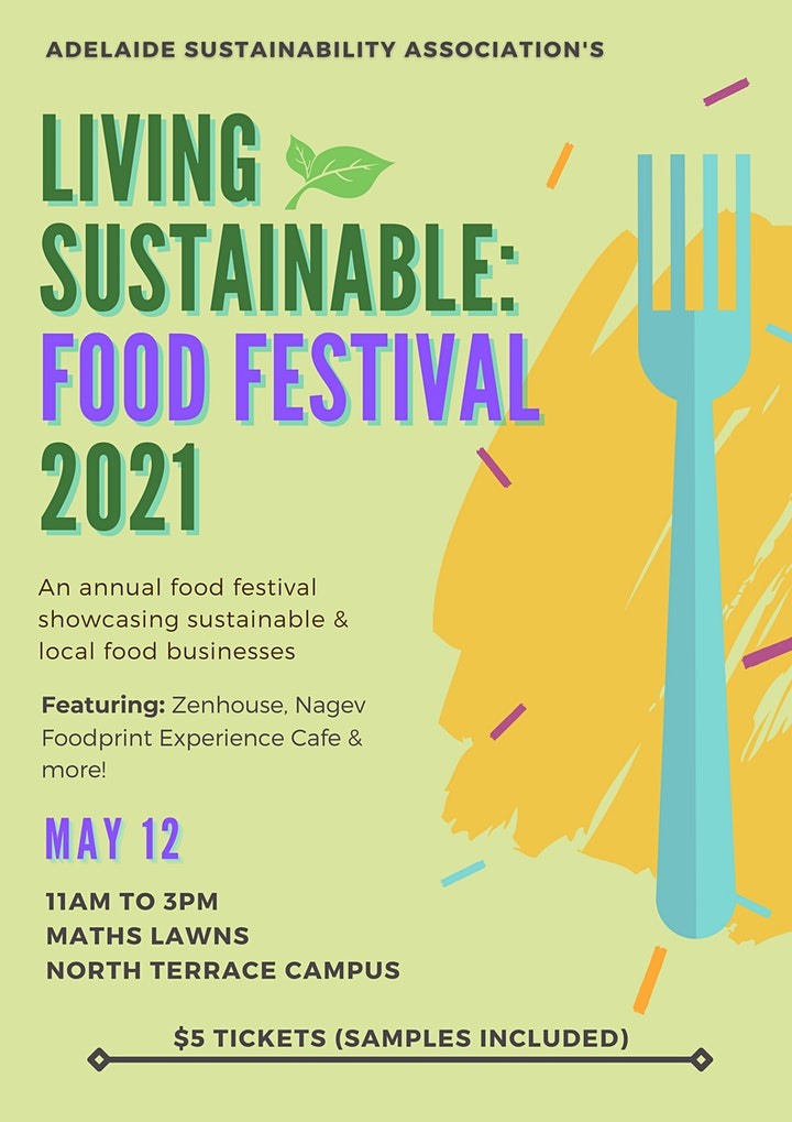 Living Sustainable: Food Festival image