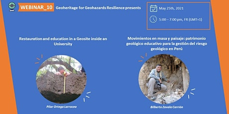 Webinar_10:  Geoheritage for Geohazard Resilience tickets