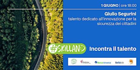 Un talento italiano tra droni e ricerca biglietti