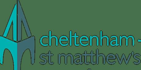 23rd May, 10 o'clock Service, St Matthew's Cheltenham tickets