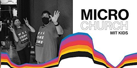 HILLSONG KONSTANZ -  LIVE STUDIO - MICRO CHURCH Tickets