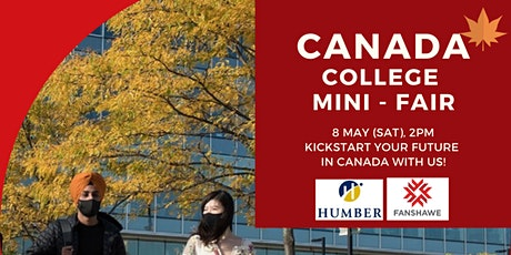 Canada College Mini-Fair tickets