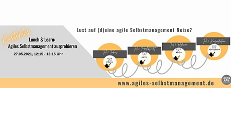 Lunch & Learn: Agiles Selbstmanagement ausprobieren (Teil 2) Tickets
