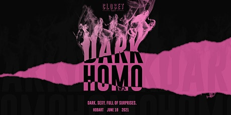DARK HOMO 2021 tickets