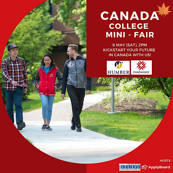 Canada College Mini-Fair image