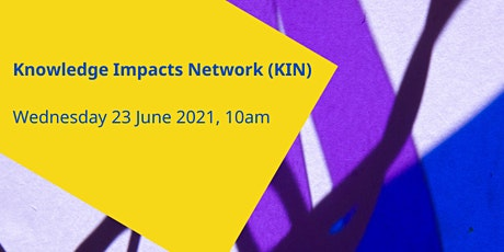 Knowledge Impacts Network: Co-Designing KIN tickets
