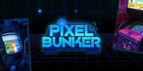 The Pixel Bunker Retro Arcade tickets