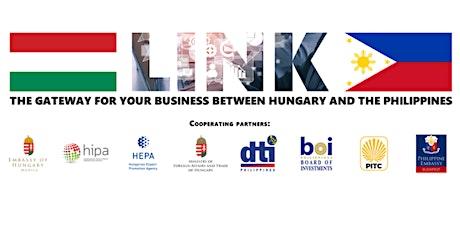1st Hungarian-Philippine Online Business Forum and B2B Event biglietti