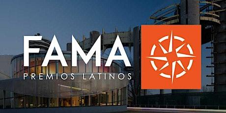 Premios Latinos FAMA 2021 tickets