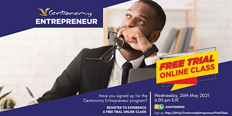 Free Trial Class - The Abundant Entrepreneur tickets