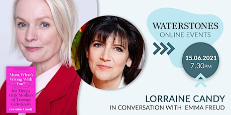 Lorraine Candy in conversation with Emma Freud tickets