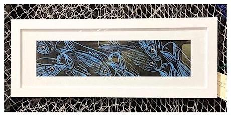 FREMANTLE Flotsam fish prints hosted by Sandy McKendrick tickets