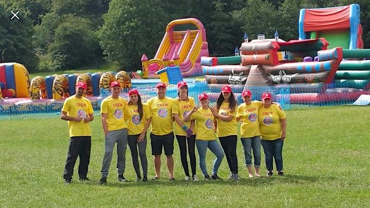 Kidz World Fun Weekend  3 and 4 July Alexandra Park Manchester image