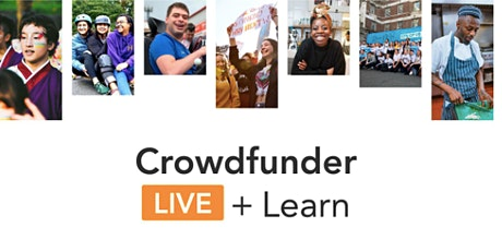 Crowdfunder LIVE + Learn: Introduction to crowdfunding billets