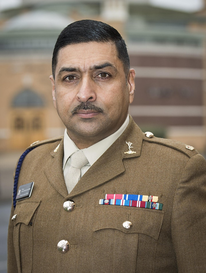 Opportunities for BAME youth in the British Army image