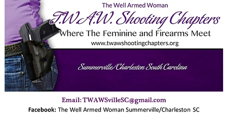 TWAW Monthly Chapter Meeting at Shoot Logic, LLC tickets
