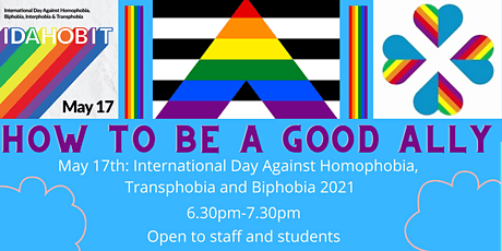How to be a Good Ally tickets