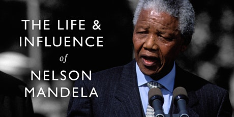 Colin Chambers presents: The Life & Influence of Nelson Mandela tickets