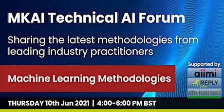 MKAI Artificial Intelligence Technical Forum tickets