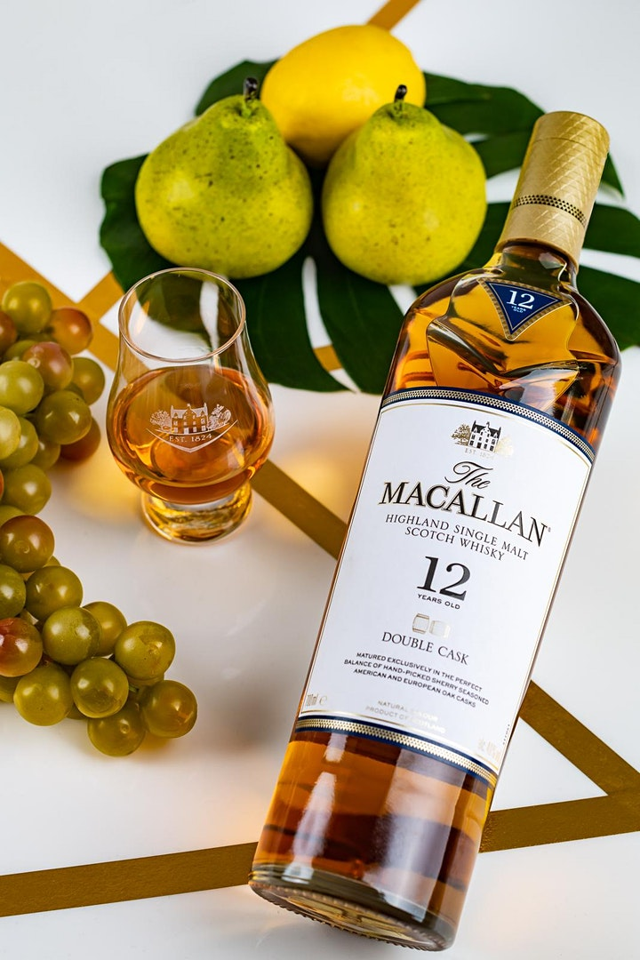 The Macallan Whisky Dinner image