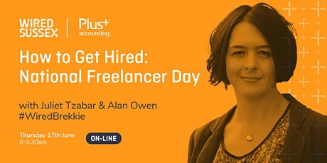 Breakfast Session | How to Get Hired: National Freelancer Day tickets