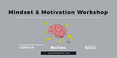 Fitness Mindset & Motivation Workshop tickets