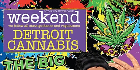 Detroit Cannabis Weekend tickets