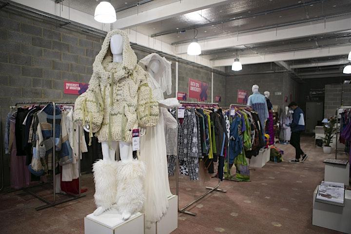 Graduate Fashion Week Showroom 2021 image