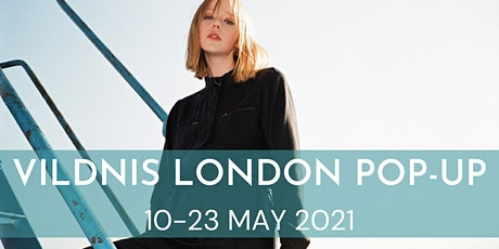 VILDNIS sustainable fashion pop up shop London tickets