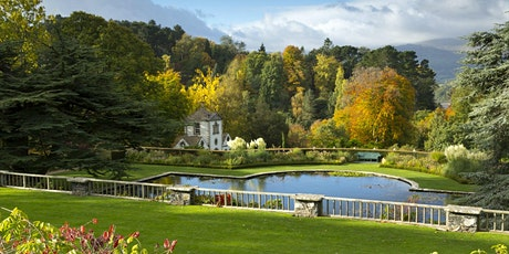 Timed entry to Bodnant Garden (3 May - 9 May) tickets