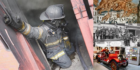 'FDNY, New York's Bravest: The History of NYC's Firefighters' Webinar tickets