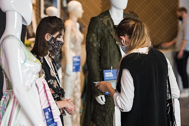 Graduate Fashion Week Private Industry  Portfolio Showcase image