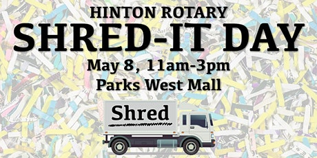 Shred-It Day tickets