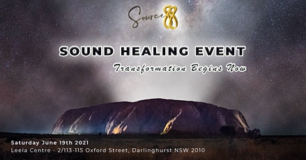 Expansive Sound Healing Experience and Crystal Singing Bowl Sound Bath tickets