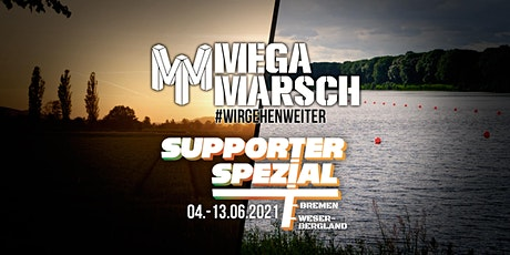 Megamarsch #WIRGEHENWEITER  Supporter Spezial tickets